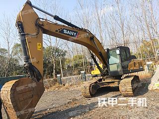 江苏-宿迁市二手三一重工SY285C挖掘机实拍照片