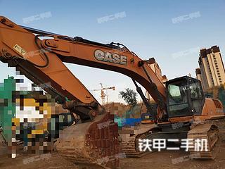 凯斯CX360挖掘机实拍图片
