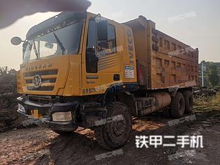 红岩6X4工程自卸车实拍图片