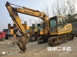 小松PC130-7挖掘机实拍图片