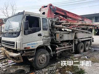 三一重工SY5271YHB37泵车实拍图片