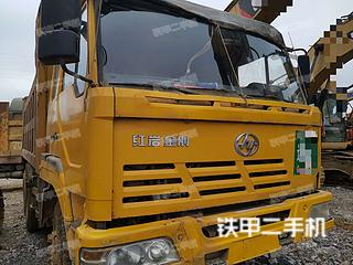 东风6X4工程自卸车实拍图片