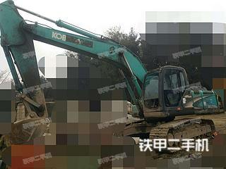 神钢SK210LC-8挖掘机实拍图片