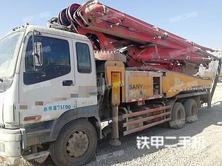 三一重工SY5313THB46泵车实拍图片