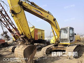 河北-保定市二手住友SH240-3挖掘机实拍照片
