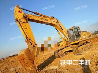 柳工CLG936LC挖掘机实拍图片