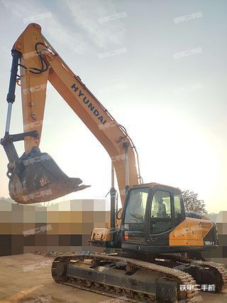 湖南-长沙市二手现代R275LC-9T挖掘机实拍照片