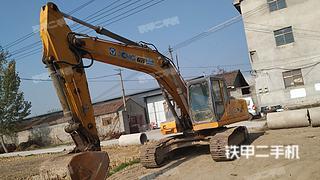 江苏-徐州市二手徐工XE260C挖掘机实拍照片