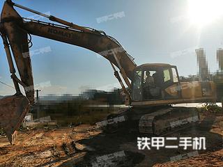 云南双版纳傣族自治州二手小松PC360-7挖掘机实拍照片
