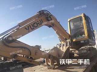 宁夏-银川市二手玉柴YC60-8挖掘机实拍照片
