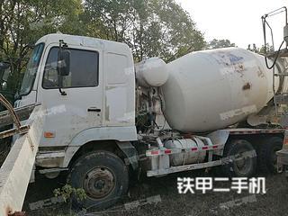 华菱星马AH5256GJB7搅拌运输车实拍图片