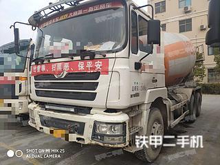 中联重科ZLJ5253GJBL搅拌运输车实拍图片