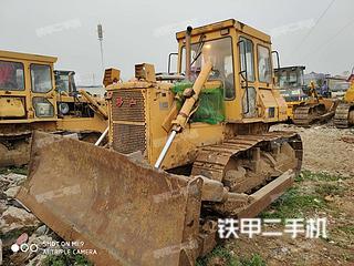 移山T160E推土机实拍图片