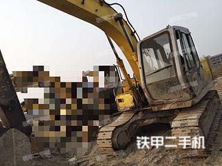 浙江-杭州市二手住友SH120A1挖掘机实拍照片