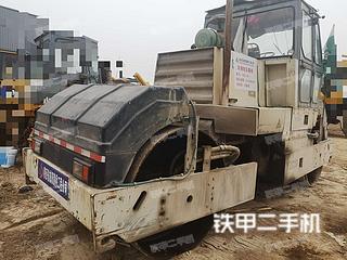 陕西-西安市二手徐工YZC10压路机实拍照片
