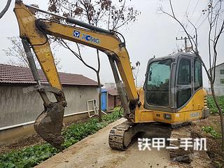 湖北-荆门市二手徐工XE60CA挖掘机实拍照片
