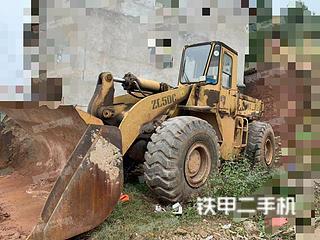 四川-南充市二手柳工ZL50C基本型装载机实拍照片