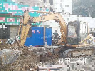 广西-玉林市二手卡特彼勒307液压挖掘机实拍照片
