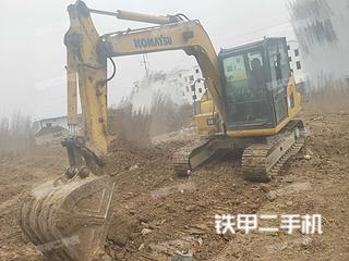 小松PC70-8挖掘机实拍图片