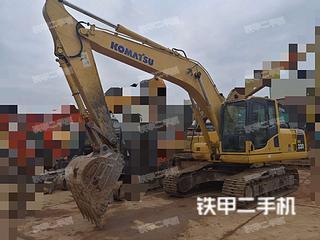 广西-南宁市二手小松PC200-8挖掘机实拍照片