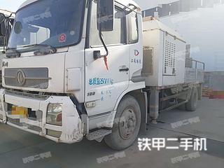 中联重科ZLJ5121THBE东风车载泵实拍图片