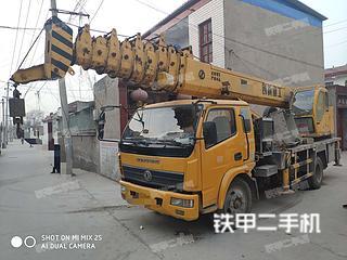 二手兰考神力重工 神力-东方红12吨 起...转让出售