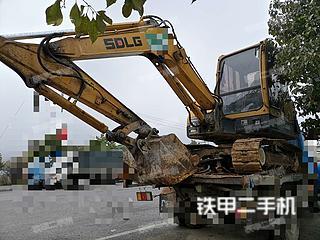 二手山东临工 LG665 挖掘机转让出售