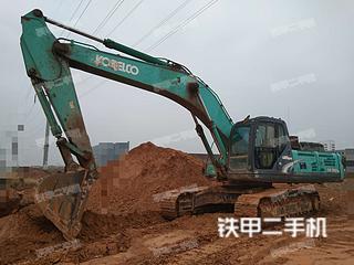 江西-南昌市二手神钢SK350LC-8挖掘机实拍照片