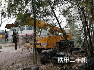安徽-安庆市二手徐工QY20B起重机实拍照片