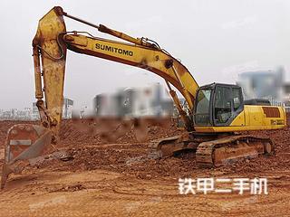 江西-吉安市二手住友SH350HD-5挖掘机实拍照片