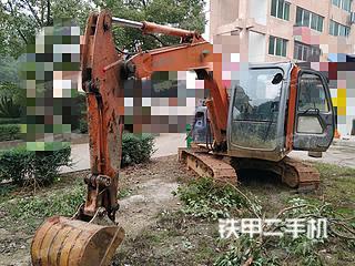 湖南-株洲市二手日立ZX60挖掘机实拍照片