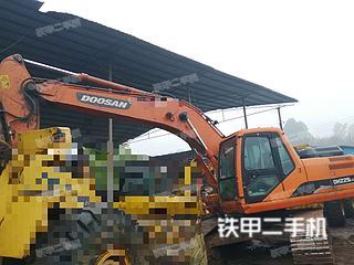 四川-泸州市二手斗山DH220LC-9E挖掘机实拍照片