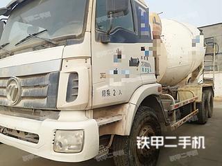 福田雷萨BJ5253GJB-XL搅拌运输车实拍图片