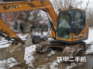 北京三一重工SY75C挖掘機實拍圖片