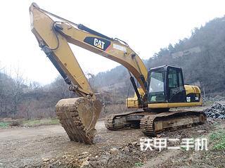 湖北-随州市二手卡特彼勒323DL挖掘机实拍照片