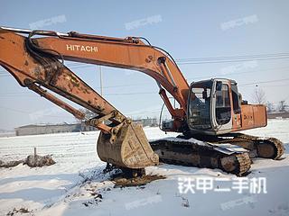 日立EX230-5挖掘机实拍图片