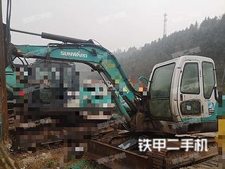 山河智能SWDH89A凿岩机实拍图片