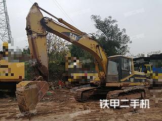 四川-泸州市二手卡特彼勒320B挖掘机实拍照片