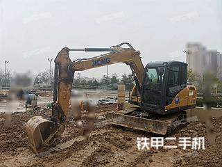 二手徐工 XE80D 挖掘机转让出售