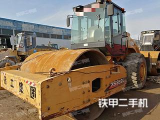 江苏-连云港市二手徐工XS262J压路机实拍照片