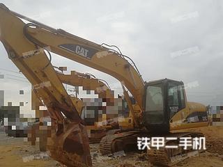 广西-玉林市二手卡特彼勒320C挖掘机实拍照片
