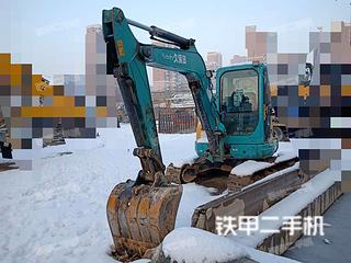 久保田KX155-3S挖掘机实拍图片