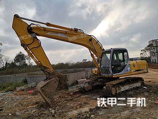 广东-湛江市二手住友SH200A3挖掘机实拍照片