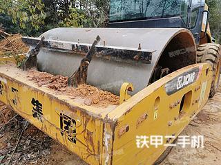 江西-吉安市二手徐工XS223JE压路机实拍照片