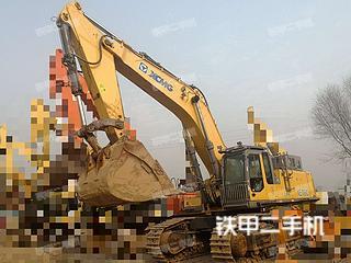 二手徐工 XE700C 挖掘机转让出售