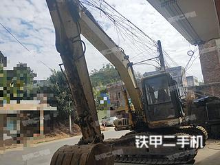 广东-梅州市二手小松PC120-6挖掘机实拍照片