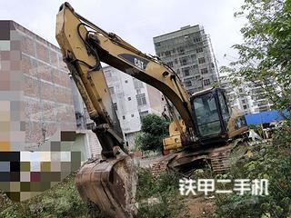 广西-南宁市二手卡特彼勒320C挖掘机实拍照片