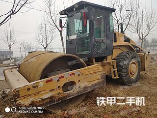 柳工CLG622压路机实拍图片