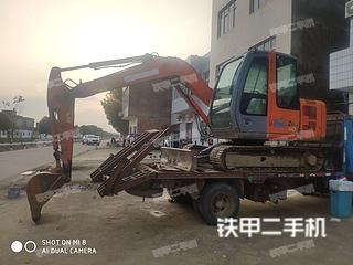 湖北-天门市二手日立ZX60挖掘机实拍照片