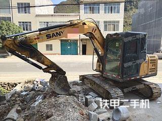 广西-河池市二手三一重工SY75C挖掘机实拍照片